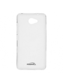 Funda TPU Kisswill Vodafone Smart Ultra 7 transparente