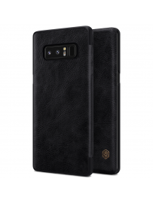 Funda libro TPU Nillkin Qin Samsung Galaxy Note 8 N950 negra