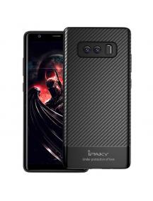 Funda TPU Carbon iPaky Samsung Galaxy Note 8 N950 negra