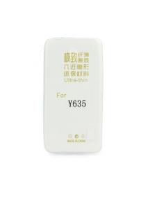 Funda TPU Huawei Ascend Y635 transparente