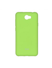 Funda TPU Roar Colorful Huawei Y6 II limón