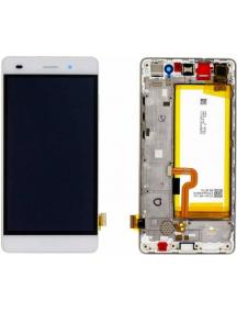 Display Huawei Ascend P8 lite ALE-L21 blanco