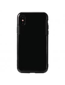 Funda TPU Remax Serui RM-1655 iPhone X negra