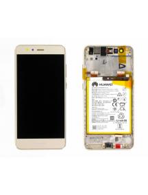 Display Huawei Ascend P10 lite dorado