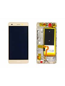 Display Huawei Ascend P8 lite ALE-L21 dorado