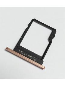 Zócalo de tarjeta de memoria micro SD Nokia 5 2017 Dual Sim (TA-1053) naranja