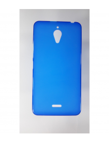 Funda TPU Alcatel Pixi 4 6.0 azul