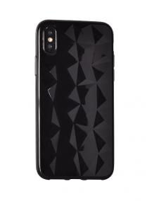 Funda TPU Diamond Huawei P20 negra