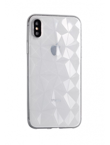 Funda TPU Diamond iPhone 7 Plus - 8 Plus transparente