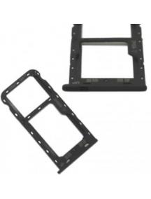 Zócalo de SIM + micro SD Huawei Honor 6A gris