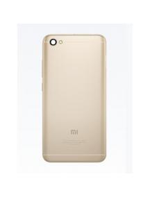 Carcasa trasera Xiaomi Note 5A dorada