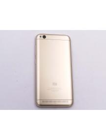 Carcasa trasera Xiaomi Redmi 5A dorada