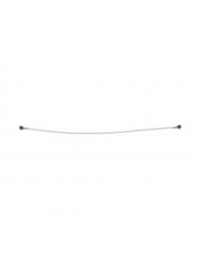 Cable coaxial de antena Samsung Galaxy S9 Plus G965 78mm blanco
