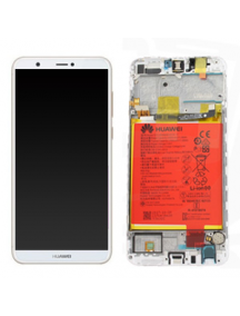 Display Huawei Ascend P Smart blanco
