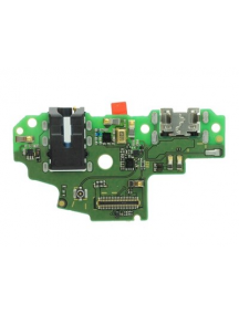 Placa de conector de carga Huawei P Smart