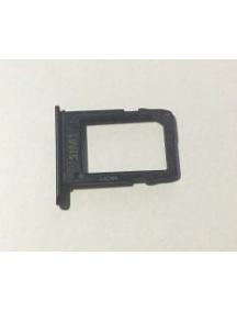 Zócalo de SIM Samsung Galaxy A6 2018 A600F negro
