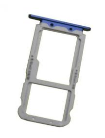 Zócalo de SIM + micro SD Huawei Honor V10 - View 10 azul