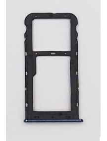 Zócalo de SIM + micro SD Huawei Honor 6C Pro azul