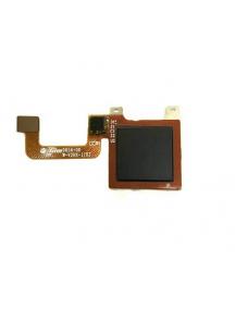 Cable flex de lector de huella digital Huawei Ascend Y6 Pro 2017 negro