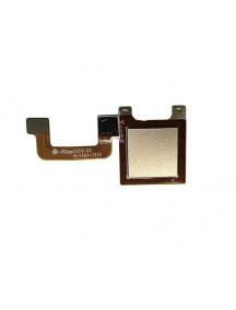 Cable flex de lector de huella digital Huawei Ascend Y6 Pro 2017 dorado
