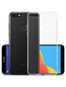 Funda TPU 0.5mm Huawei Honor 7C - Y7 2018 transparente