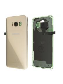 Tapa de batería Samsung Galaxy S8 Plus G955 dorada