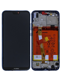 Display Huawei P20 Lite azul