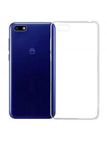 Funda TPU 0.5mm Huawei Y5 2018 - Honor 7S transparente