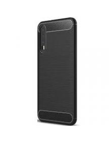 Funda TPU Carbon Huawei P20 Pro negra