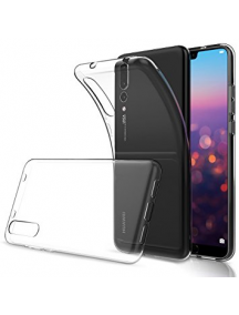 Funda TPU slim Huawei P20 Pro transparente