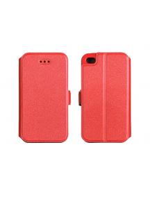 Funda libro Telone Pocket Huawei P20 roja