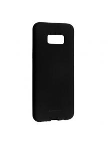 Funda TPU Goospery Soft Samsung Galaxy S8 Plus G955 negra