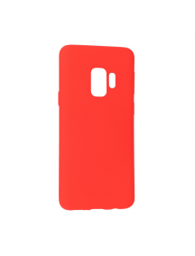 Funda TPU soft Goospery Samsung Galaxy S9 G960 roja