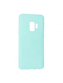 Funda TPU soft Goospery Samsung Galaxy S9 G960 menta