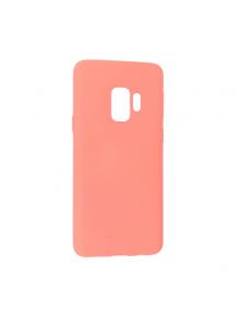 Funda TPU soft Goospery Samsung Galaxy S9 G960 rosa