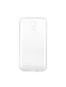 Funda TPU 0.5mm LG K10 2018 transparente