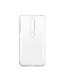 Funda TPU 0.5mm Nokia 6.1 2018 transparente