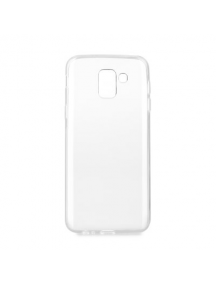 Funda TPU 0.5mm Samsung Galaxy J8 2018 J800FN transparente