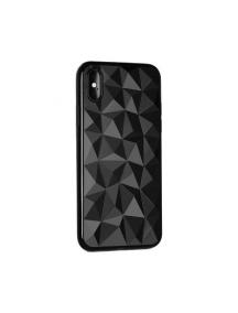 Funda TPU Forcell Prism Samsung Galaxy A6 Plus A605 negro