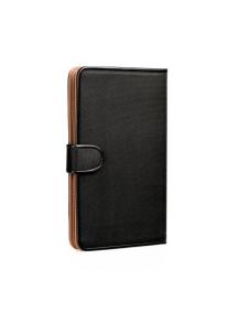 "Funda libro tablet Fancy universal 7"" - 8"" negra"