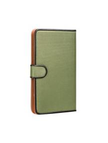 """Funda libro tablet Fancy universal 9"""" - 10"""" verde"""