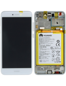 Display Huawei Ascend P8 lite 2017 blanco