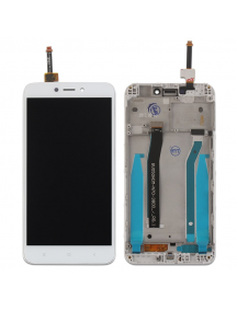 Display Xiaomi Redmi 4X blanco compatible