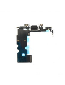Cable flex de conector de carga - accesorios iPhone 8 negro