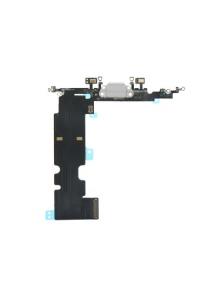 Cable flex de conector de carga - accesorios iPhone 8 Plus blanco