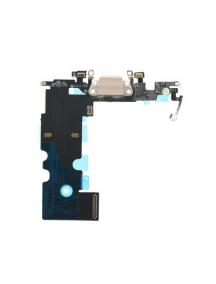Cable flex de conector de carga - accesorios iPhone 8 dorado