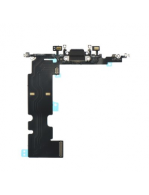 Cable flex de conector de carga - accesorios iPhone 8 Plus negro