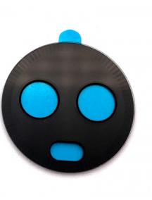 Ventana de cámara Lenovo Moto X4 negra