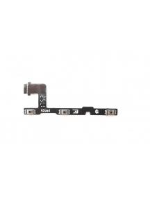 Cable flex de botón de encendido - volumen Lenovo Moto G6