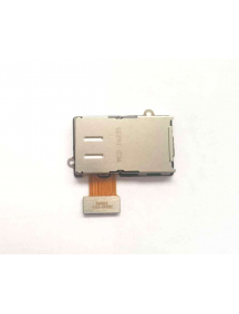 Cable flex de lector de SIM dual Lenovo Moto G5 Plus